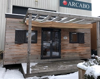 Arcabo Chalet Woodlodge