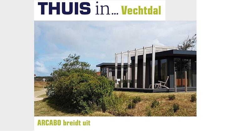 Uniek in Nederland: robotisering in de chaletbouw / houtbouw branche.