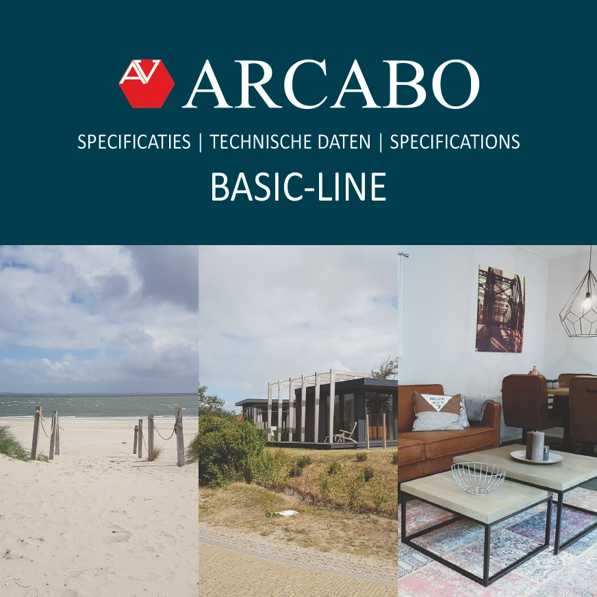 NIEUW! Chalet Basic Long Beach
