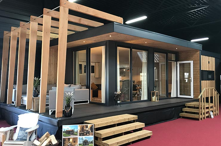 Showroom - Chalet New Bay