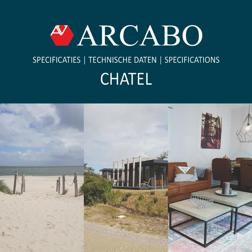 "Chalet ""Hotelkamer"" Chatel"