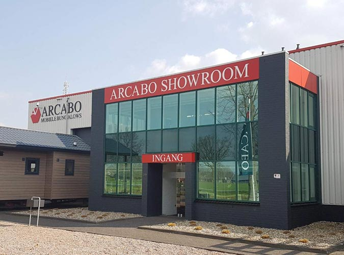 Showroom - About ARCABO